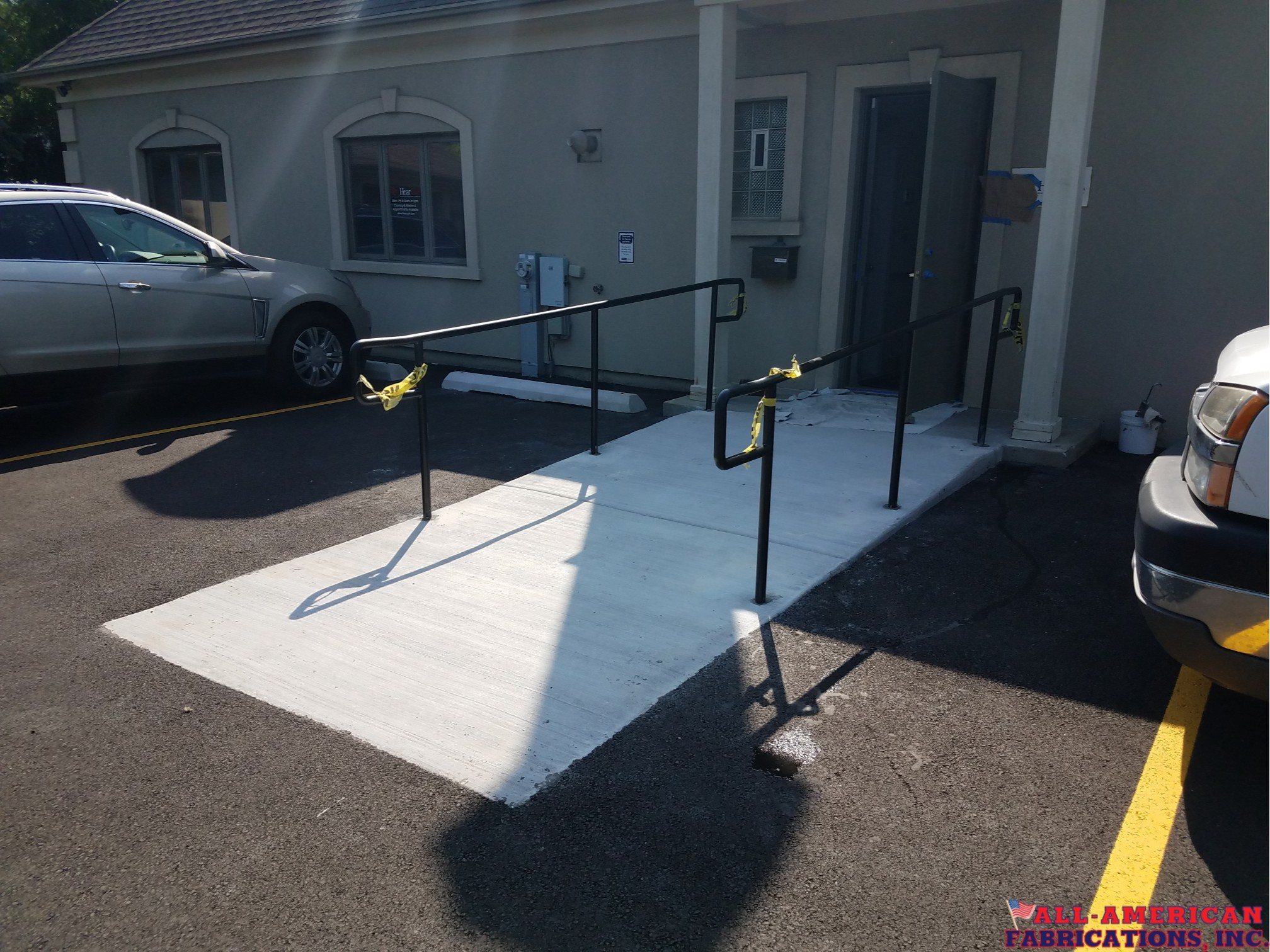 Commercial & ADA Compliant Railings